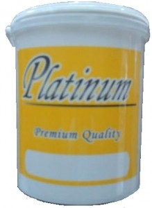 platinum latex paint